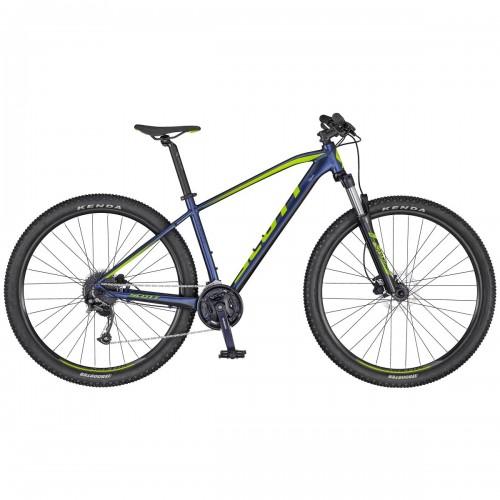 Scott Aspect 750 27.5'' MTB Fahrrad blau/grün 2020