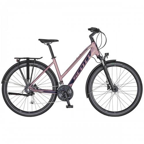 Scott Sub Sport 30 Damen Trekking Fahrrad rosa 2020