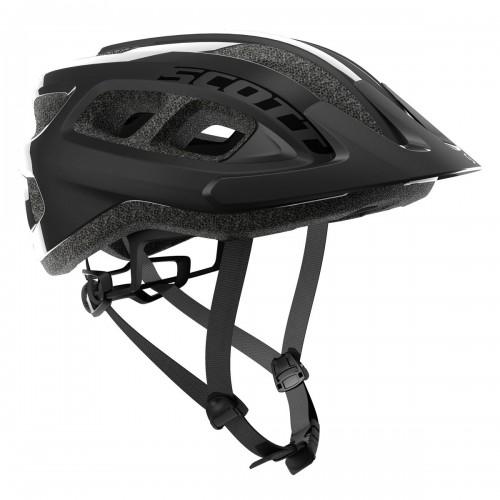 Scott Supra MTB Fahrrad Helm Gr.54-61cm schwarz 2021