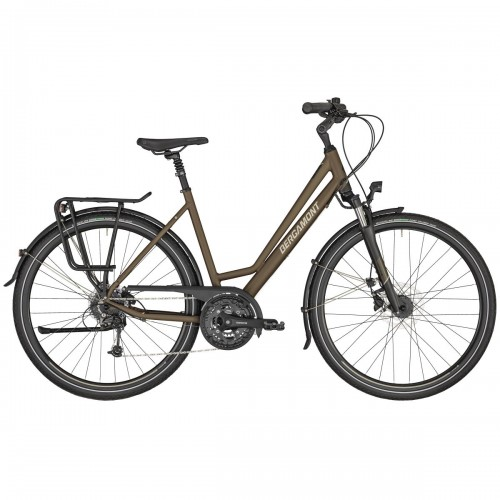 Bergamont Horizon 6 Amsterdam Damen Trekking Fahrrad braun 2020