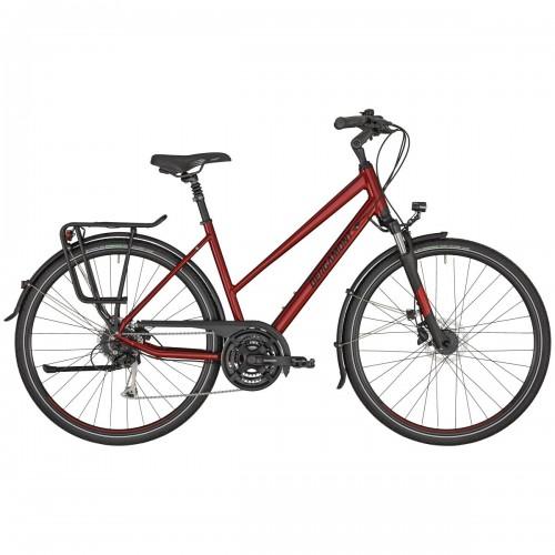 Bergamont Horizon 4 Damen Trekking Fahrrad rot 2020