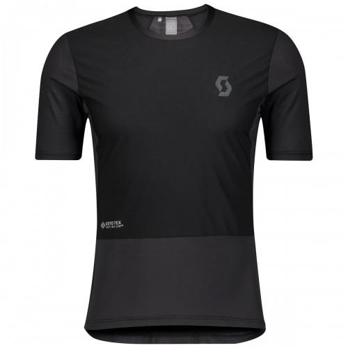 Scott Underwear WS Fahrrad Funktionsunterhemd kurz schwarz 2022