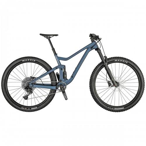 Scott Genius 960 29'' MTB Fahrrad blau 2021