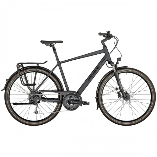 Bergamont Horizon 6 Trekking Fahrrad grau 2021
