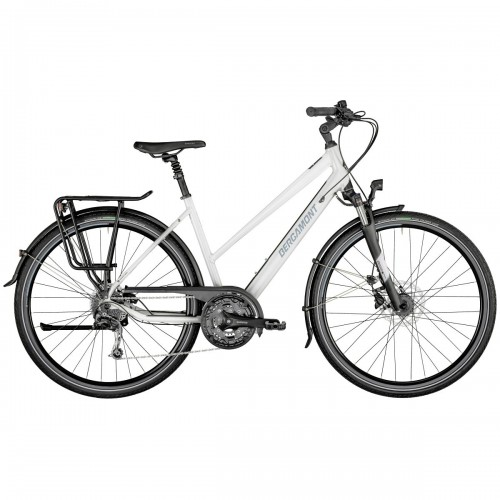 Bergamont Horizon 6 Damen Trekking Fahrrad weiß 2021