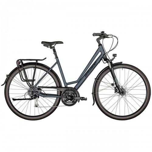 Bergamont Horizon 4 Amsterdam Unisex Trekking Fahrrad blau 2021