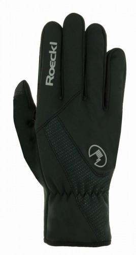 Roeckl Roth Winter Fahrrad Handschuhe schwarz 2020