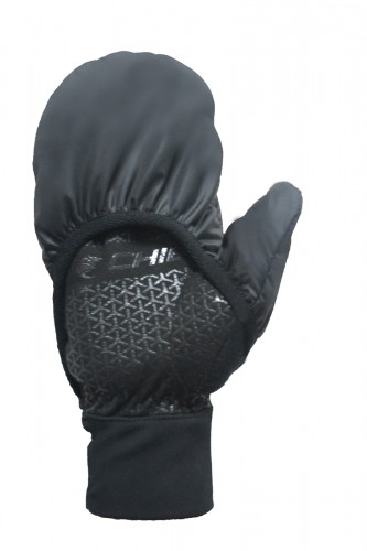 Chiba Polartec XP Advanced Winter Fahrrad Handschuhe schwarz 2020