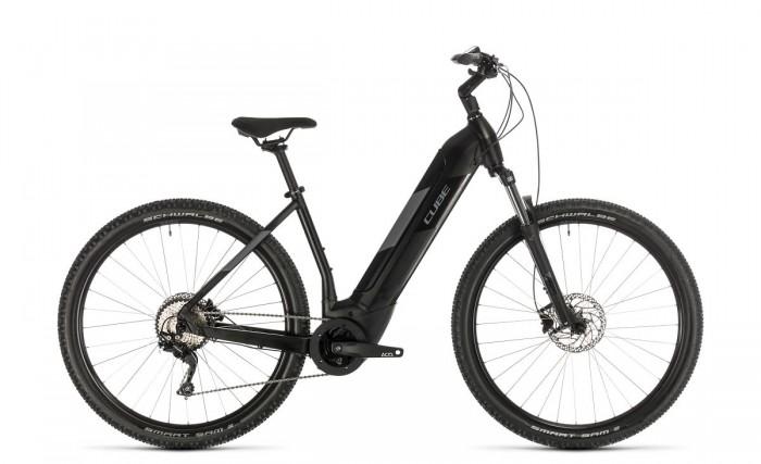 Cube Nuride Hybrid Pro 500 29'' Pedelec E-Bike MTB schwarz/grau 2020