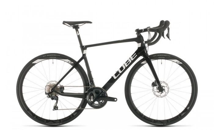 Cube Agree C:62 Race Carbon Rennrad schwarz/weiß 2020