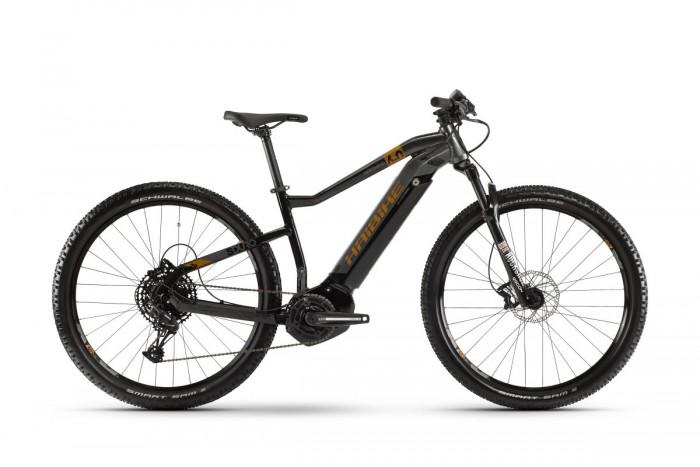 Haibike Sduro HardNine 6.0 29'' Pedelec E-Bike MTB schwarz/grau/bronzefarben 2020