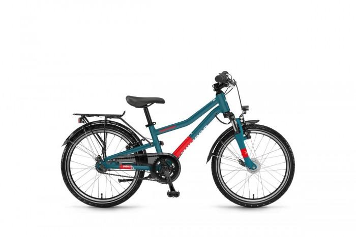 Winora Dash 20'' Kinder Fahrrad blau/rot 2020