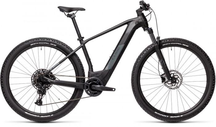 Cube Reaction Hybrid Pro 500 29'' Pedelec E-Bike MTB schwarz/grau 2021