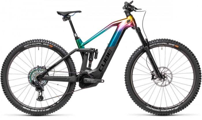 Cube Stereo Hybrid 140 HPC Bosch 10th Anniversary 29'' Carbon Pedelec E-Bike MTB 2021