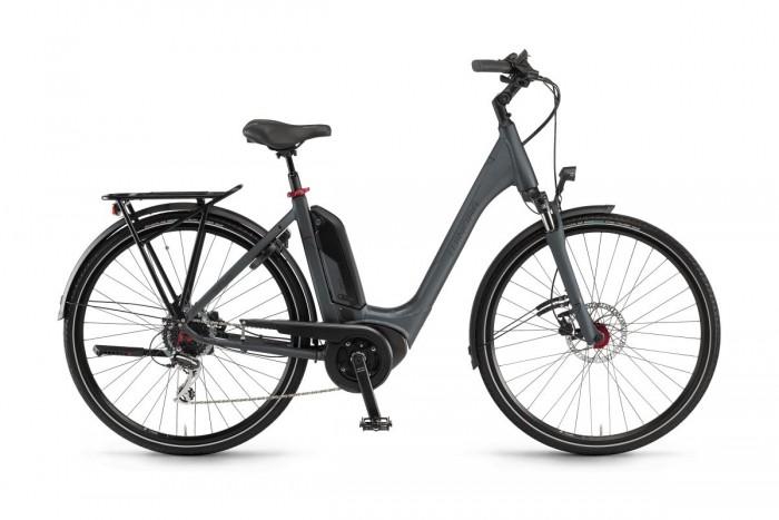 Winora Tria 8 400 26'' Unisex Pedelec E-Bike Trekking Fahrrad grau 2020