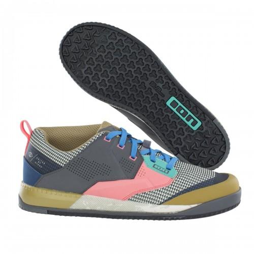 Ion Scrub Amp MTB / Dirt Fahrrad Schuhe ocker gelb/pink 2020