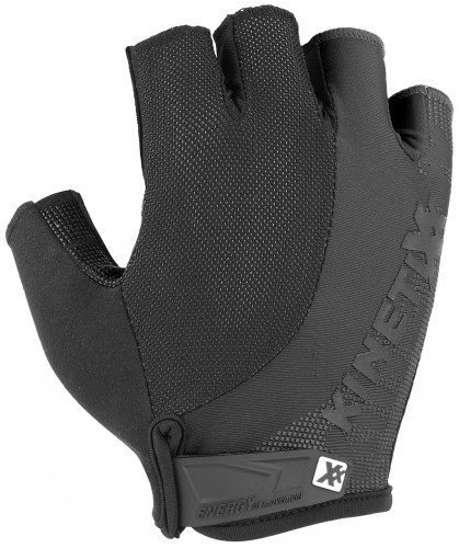 KinetiXx Lonny Fahrrad Handschuhe kurz schwarz 2021