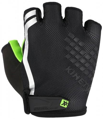 KinetiXx Luke Fahrrad Handschuhe kurz schwarz 2021