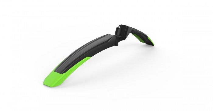 Acid Vane 29'' Fahrrad Schutzblech vorne schwarz/grün