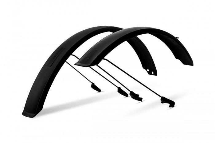 Acid 75 27.5'' MTB Fahrrad Schutzblechset schwarz