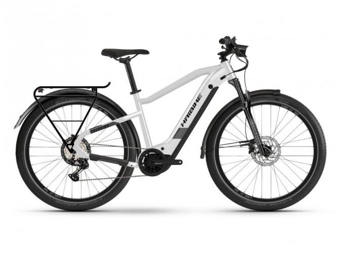 Haibike Trekking 8 27.5'' Pedelec E-Bike Trekking Fahrrad weiß 2021