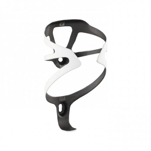 Bontrager XXX Carbon Fahrrad Flaschenhalter weiß/schwarz