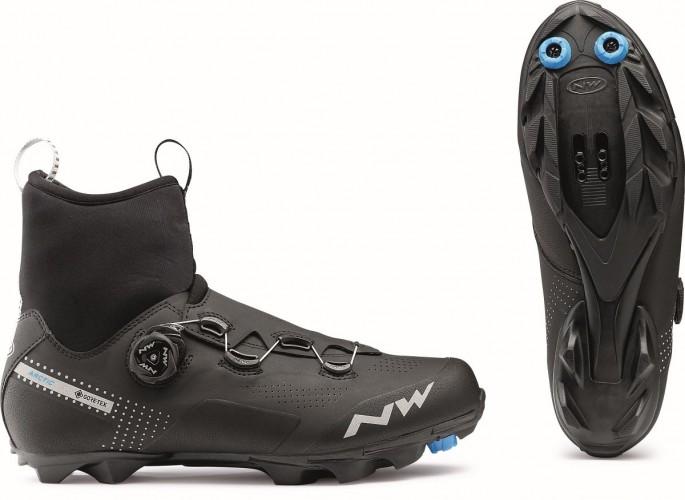 Northwave Celsius XC Arctic GTX Winter MTB Fahrrad Schuhe schwarz 2022