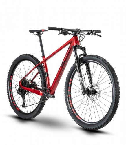 Raymon HardRay Nine 7.0 29'' Carbon MTB Fahrrad rot 2021