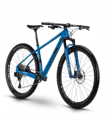 Raymon HardRay Nine 9.0 29'' Carbon MTB Fahrrad blau 2021