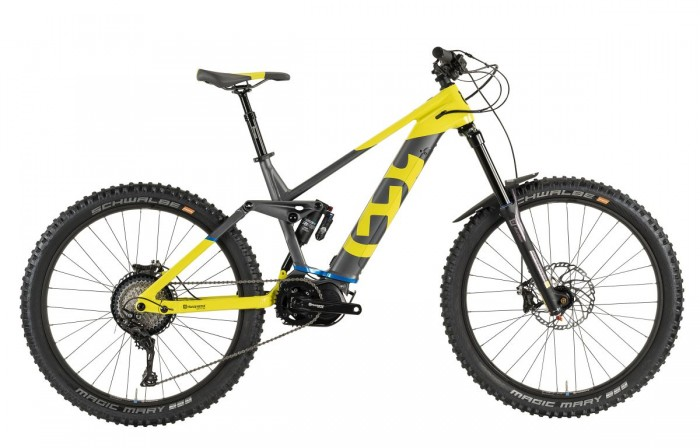 husqvarna hard cross hc7 27 5 39 39 pedelec e bike mtb gelb. Black Bedroom Furniture Sets. Home Design Ideas