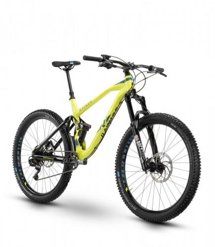 Raymon Fullray 7.0 27.5'' MTB Fahrrad grün 2021
