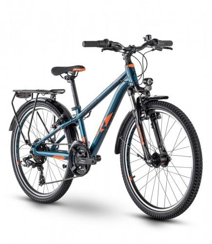 Raymon Fourray 1.5 Street 24'' Kinder Fahrrad blau 2021