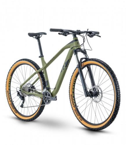 Raymon HardRay Nine 5.0 29'' MTB Fahrrad grün 2021