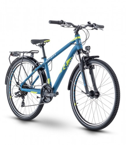 Raymon Sixray 1.5 Street 26'' Kinder Fahrrad blau 2021