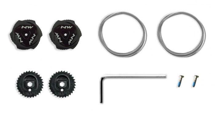 Northwave SLW2 System Schuh Kit 2017 schwarz