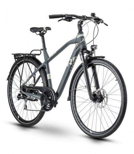 Raymon Tourray 3.0 Trekking Fahrrad grau 2020
