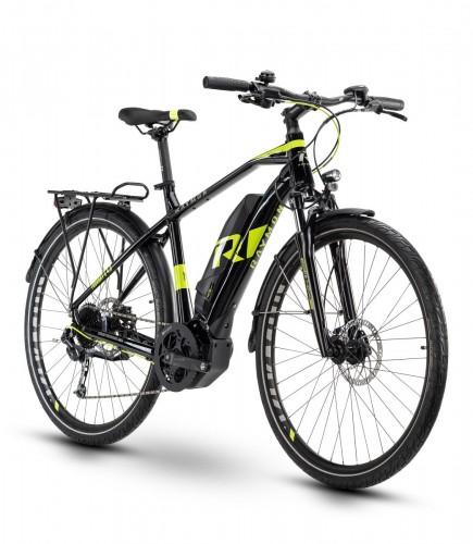Raymon Tourray E 4.0 Pedelec E-Bike Trekking Fahrrad schwarz/grün 2020