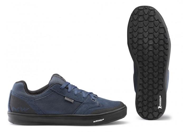 Northwave Tribe MTB Dirt Fahrrad Schuhe blau/schwarz 2019