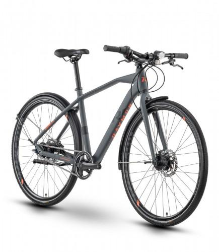 Raymon Urbanray 2.0 City Fahrrad grau 2020
