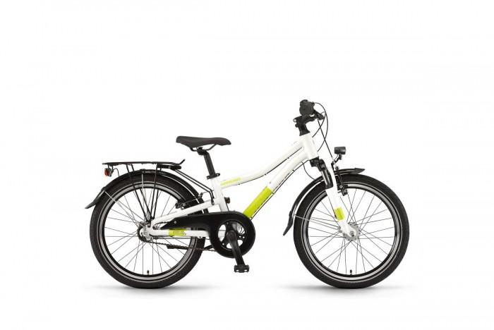 Winora Dash 20'' Kinder Fahrrad weiß/gelb 2020