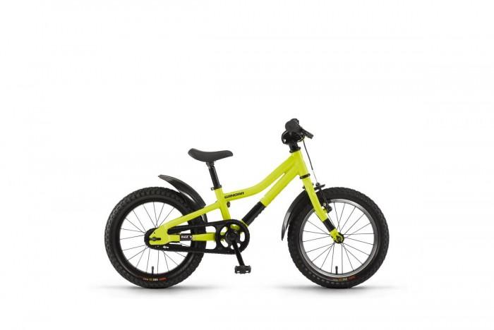 Winora Rage 16'' Kinder Fahrrad gelb/schwarz 2020