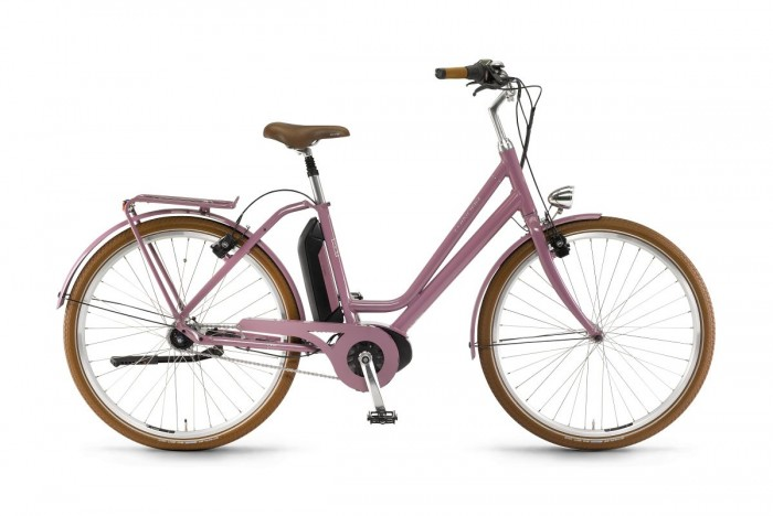 winora saya n7f 400 damen retro pedelec e bike city. Black Bedroom Furniture Sets. Home Design Ideas
