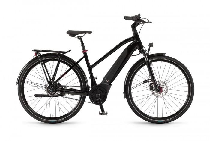 winora sinus ir8f 500 damen pedelec e bike trekking. Black Bedroom Furniture Sets. Home Design Ideas