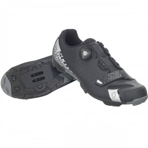 Scott MTB Comp Boa Fahrrad Schuhe schwarz/silber 2019