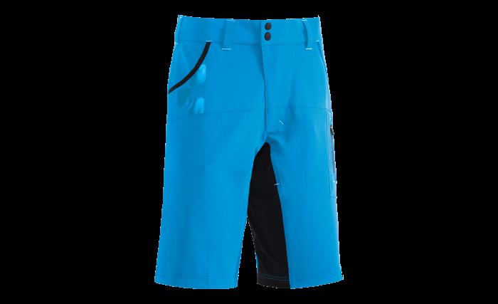 Cube Motion Fahrrad Short Hose kurz blau 2020