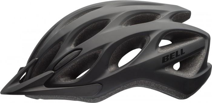 Bell Tracker Fahrrad Helm Gr. 54-61cm schwarz 2021