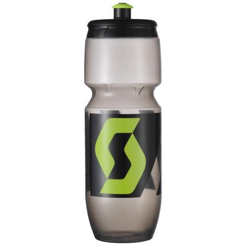 Scott Corporate G3 Fahrrad Trinkflasche anthrazit/gelb 0.70 Liter