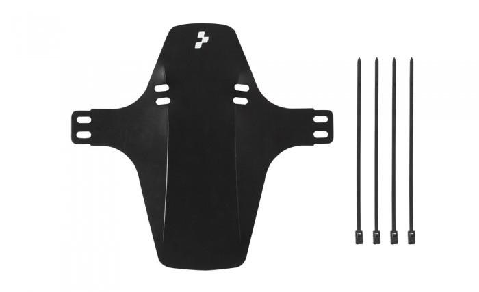 Cube Mudguard Downhill Schutzblech vorne schwarz