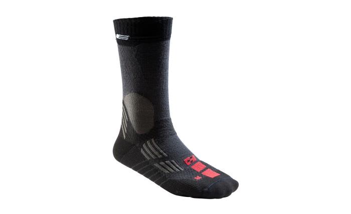 Cube AM Cold Conditions Fahrrad Socken schwarz 2020