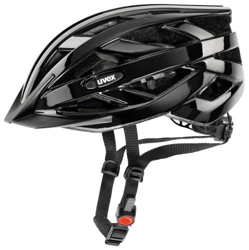 Uvex I-VO Fahrrad Helm schwarz 2021